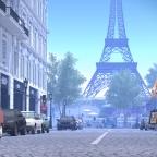 Elle habite Paris depuis moins de 3 Mois . . .